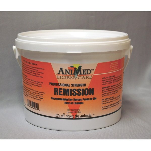 Animed Remission for Horses / Size (4 lbs.) Best Price