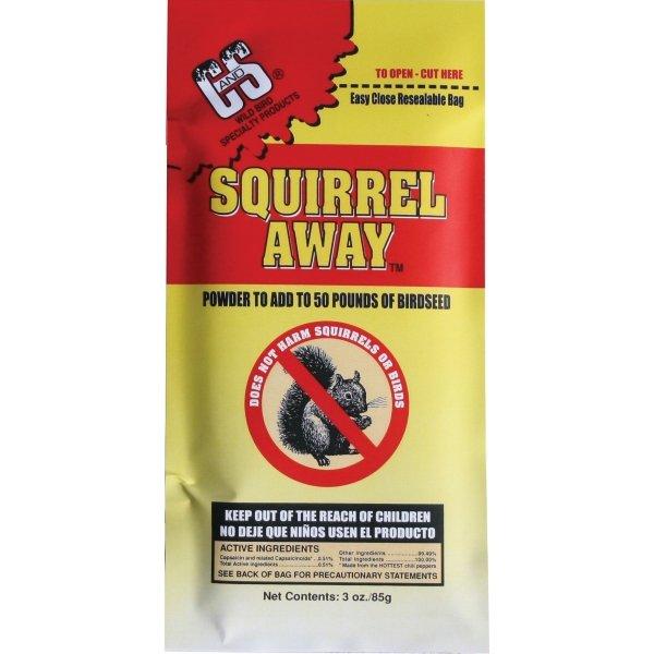 Squirrel Away / Size (3 oz.) Best Price