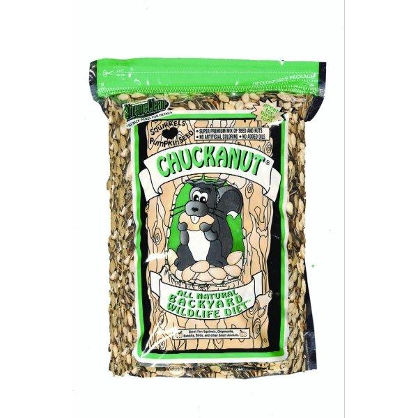 Chuckanut Backyard Wildlife Diet / Size 10 Lbs