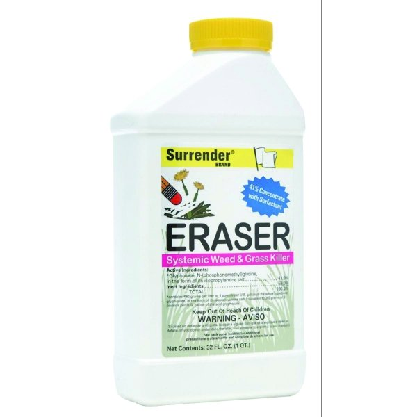 Eraser 41% Systemic Weed Control / Size (32 oz.) Best Price