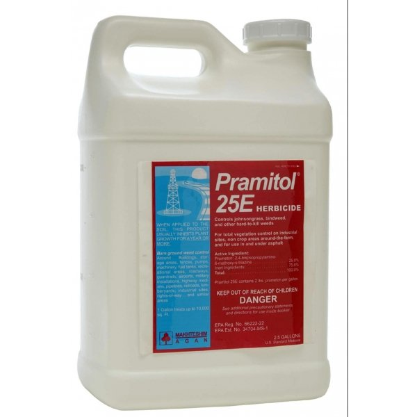 Pramitol 25E Herbicide  / Size (2.5 gallon) Best Price