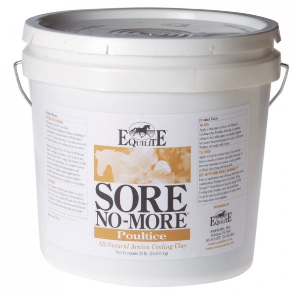 Sore No More Equine Cooling Clay Poultice / Size (23 lbs) Best Price