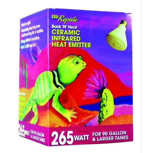 Bask N Heat Infared Heat Emitters / Watts 250