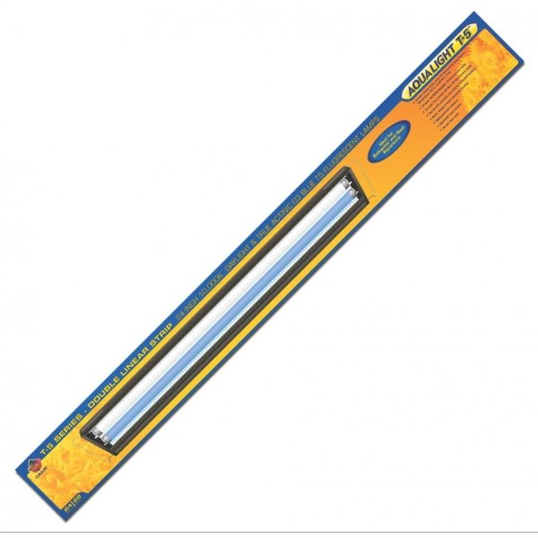 Aqualight T5 Series Double Linear Strip / Size 24 In.