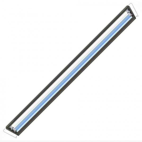 Aqualight T5 Series Double Linear Strip / Size 36 In.