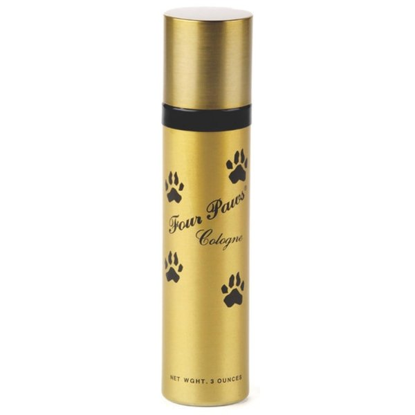 Four Paws Dog Colognes 3 oz. / Type (Gold) Best Price