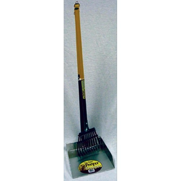 Four Paws Two Piece Rake and Scoop / Size (Large Rake) Best Price