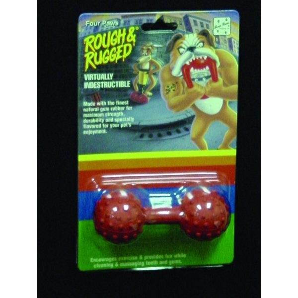 Dumbell Dog Toy / Size 1.75 In.