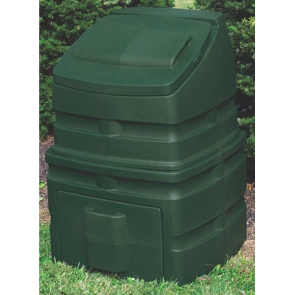 Compost Wizard Standing Bin - Garden Composter / Color (Forest Green) Best Price