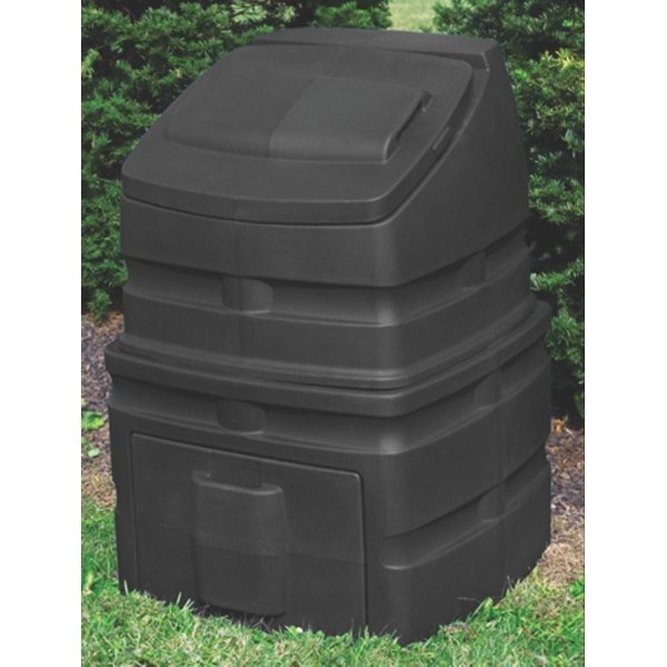 Compost Wizard Standing Bin - Garden Composter / Color (Black) Best Price