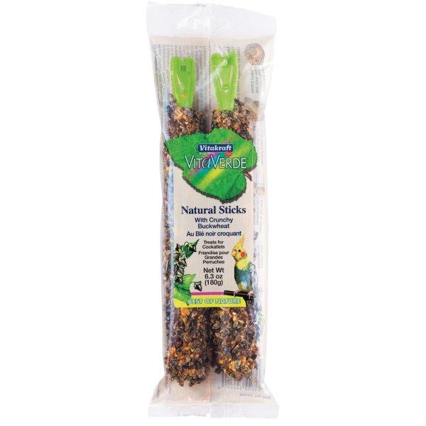 Natural Bird Stick / Flavor Buckwheat