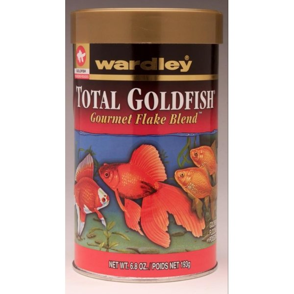 Adv. Nutrition Goldfish Flake Food / Size 7 Oz.