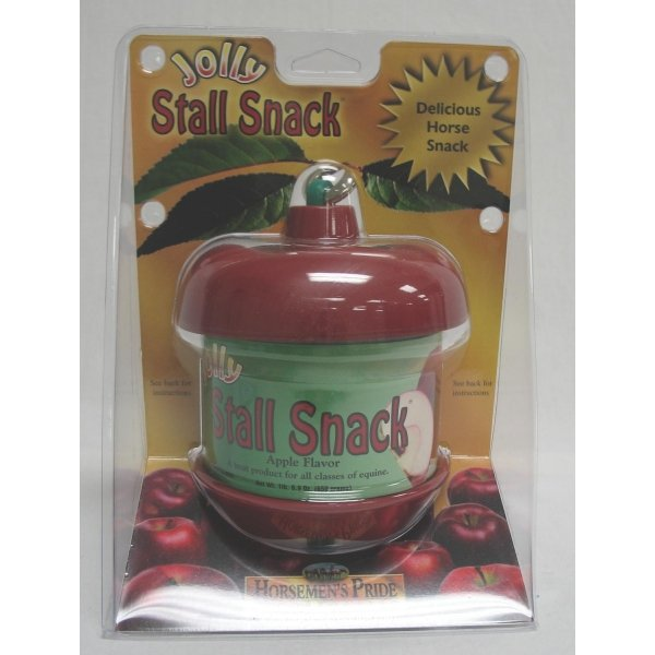 Jolly Stall Snack For Horses / Flavor Apple