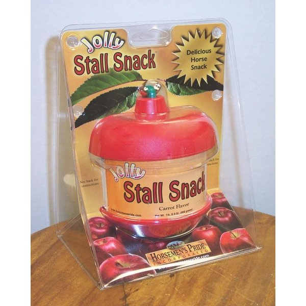 Jolly Stall Snack For Horses / Flavor Carrot