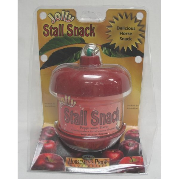 Jolly Stall Snack For Horses / Flavor Mint