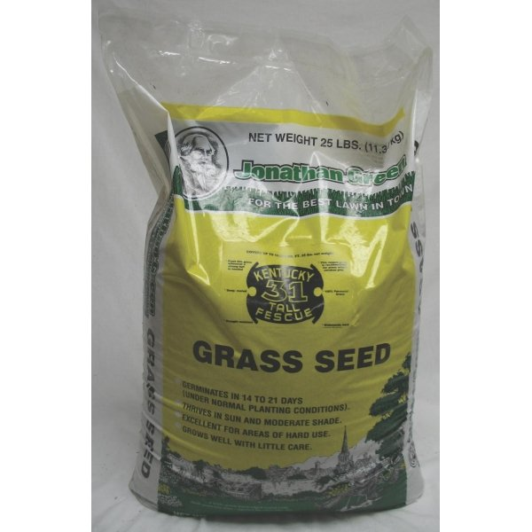Kentucky 31 Tall Fescue Grass Seed / Size (25 lbs.) Best Price