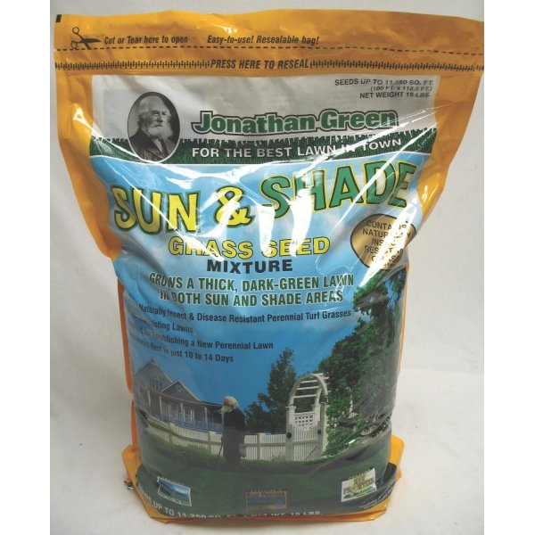 Sun and Shade Grass Seed / Size (15 lbs.) Best Price