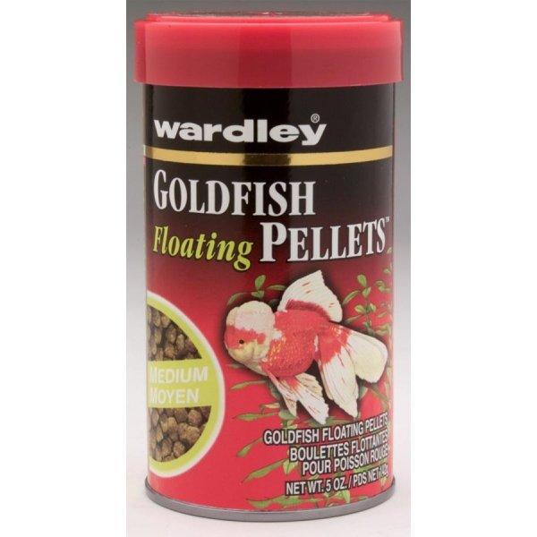 Goldfish Floating Pellets / Size 5 Oz.