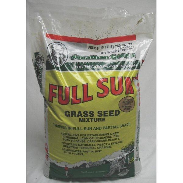 Full Sun Grass Seed / Size (25 lbs.) Best Price