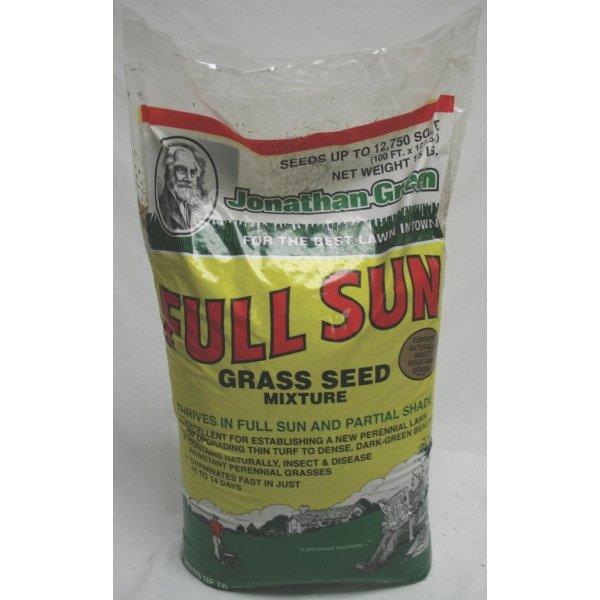 Full Sun Grass Seed / Size (15 lbs.) Best Price
