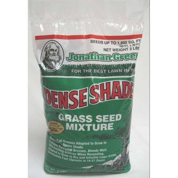 Dense Shade Grass Seed / Size (3 lbs.) Best Price
