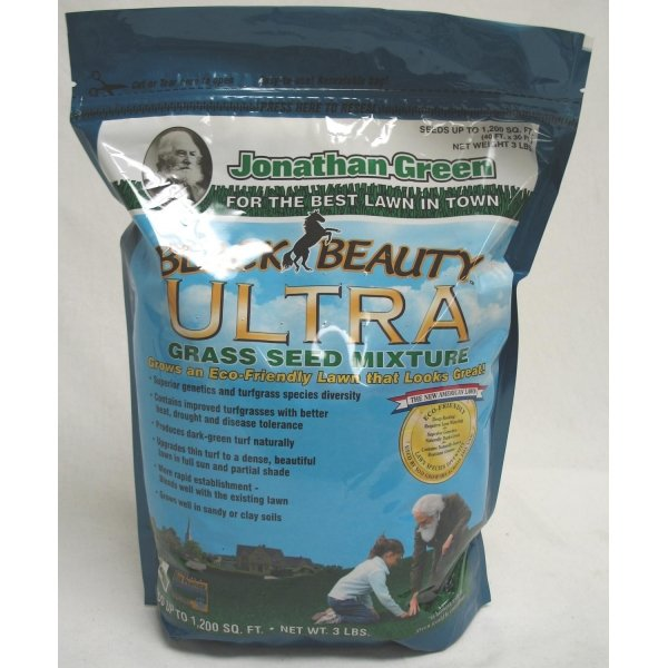 Black Beauty Ultra Grass Seed / Size (3 lbs.) Best Price