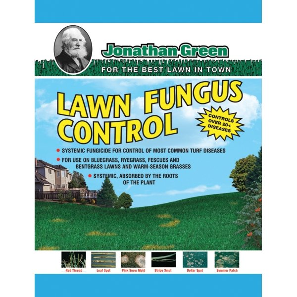 Lawn Fungus Control / Size (15000 sq ft) Best Price