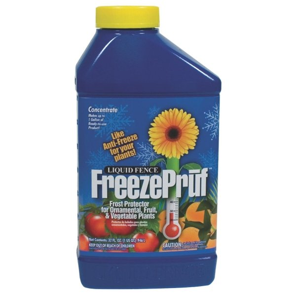 FreezePruf Plant Frost Protectant / Size (32 oz Conc.) Best Price