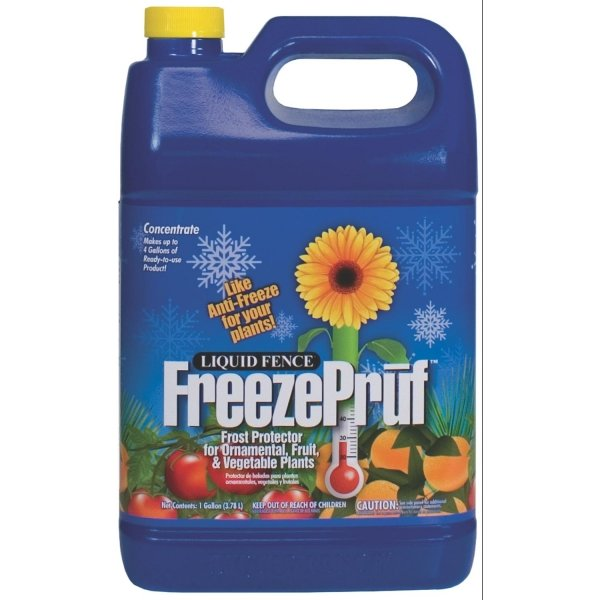 FreezePruf Plant Frost Protectant / Size (Gallon Conc.) Best Price
