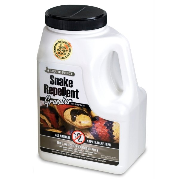 Snake Repellent Granular / Size (5 lbs) Best Price