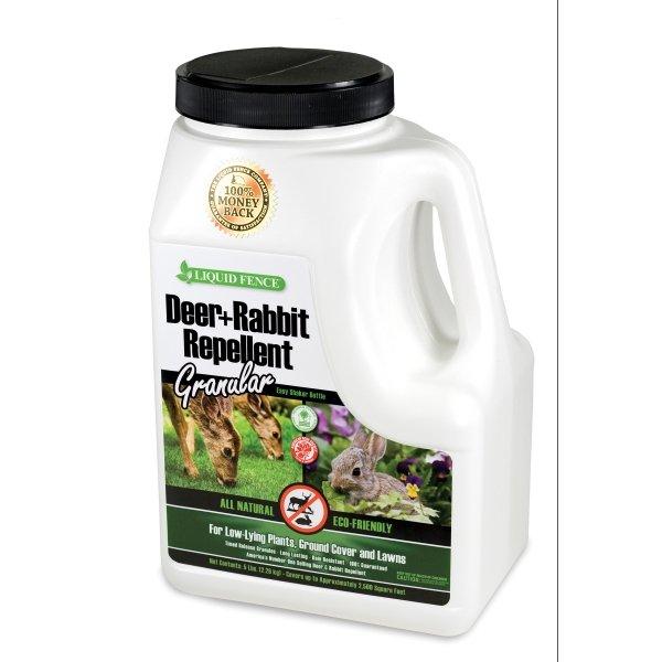 Deer and Rabbit Repellent Granular / Size (5 lbs) Best Price