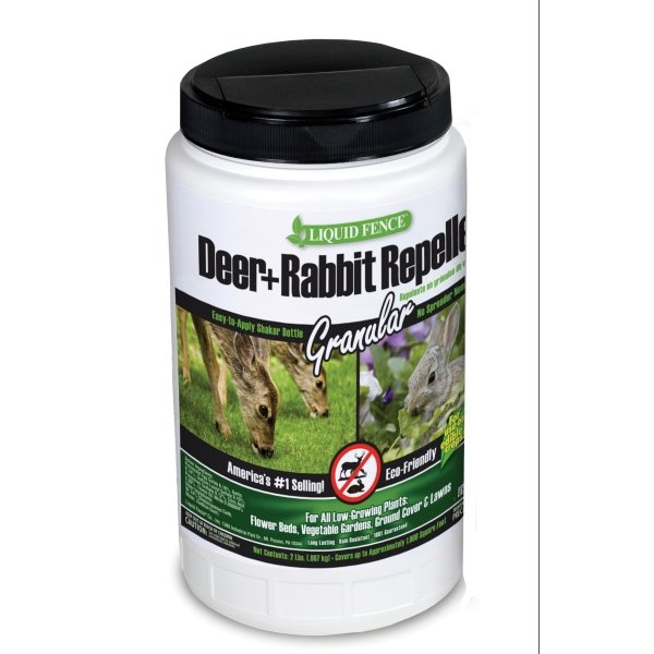 Deer and Rabbit Repellent Granular / Size (2 lbs) Best Price