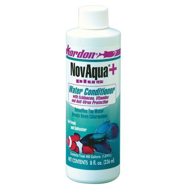 Novaqua Plus Water Conditioner / Size 8 Oz.