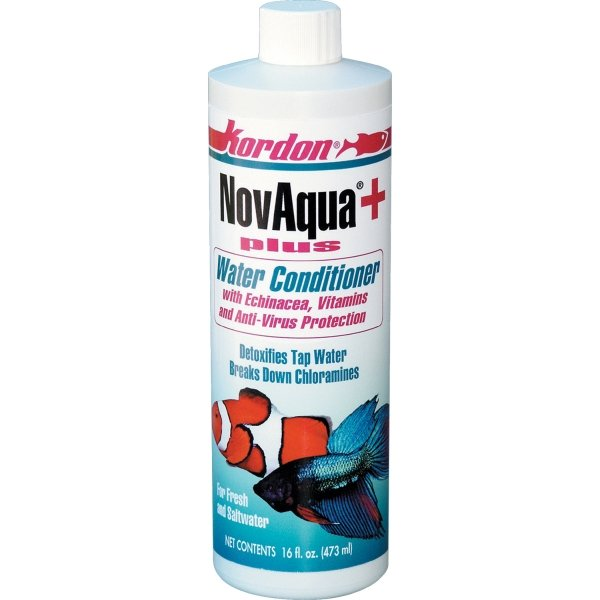 Novaqua Plus Water Conditioner / Size 16 Oz.