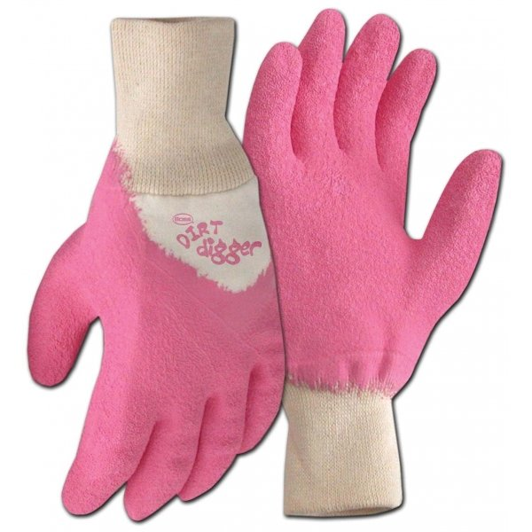 Dirt Digger Glove  / Size (Pink  Small) Best Price