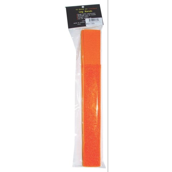 Quick-on Livestock ID Leg Band 10 pk. / Color (Neon Orange) Best Price