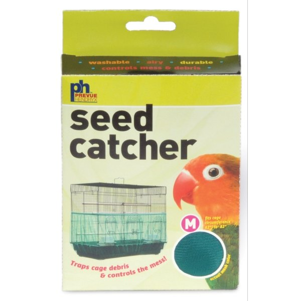 Mesh Bird Cage Seed Catcher / Size Medium