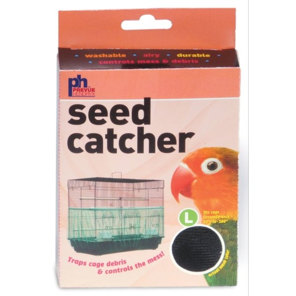 Mesh Bird Cage Seed Catcher / Size Large