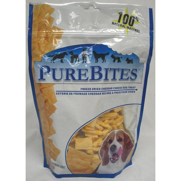 Dog Purebites Cheddar Cheese / Size (20.4 oz) Best Price