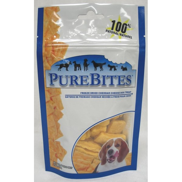 Dog Purebites Cheddar Cheese / Size (2.5 oz) Best Price