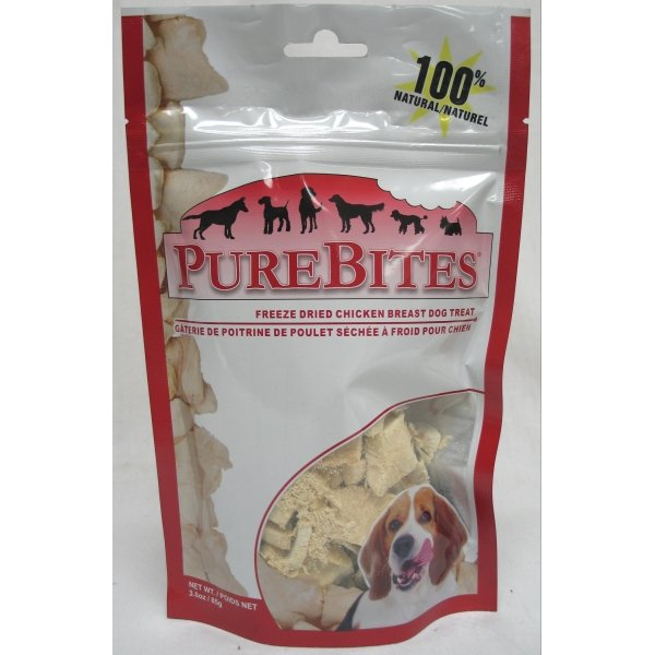 Dog Purebites Chicken Breast / Size (3 oz.) Best Price
