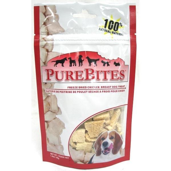 Dog Purebites Chicken Breast / Size 1.4 Oz