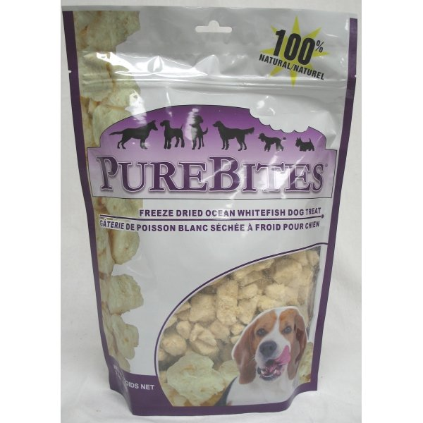 Dog Purebites Ocean Whitefish / Size (7 oz.) Best Price