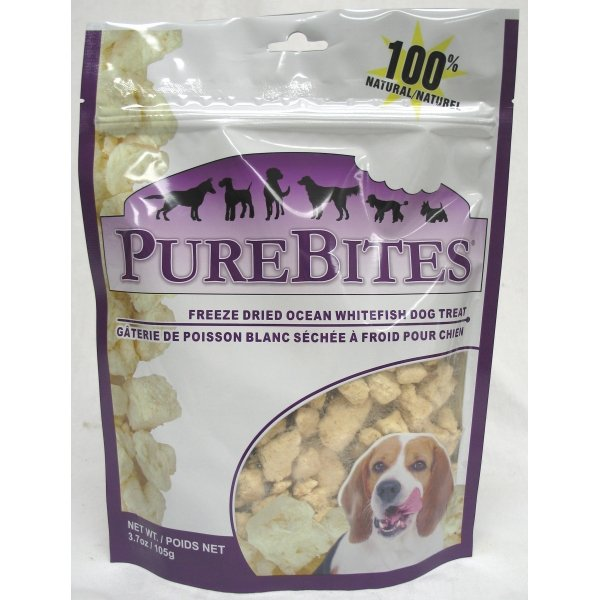 Dog Purebites Ocean Whitefish / Size (3.7 oz.) Best Price