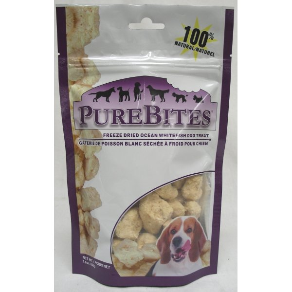 Dog Purebites Ocean Whitefish / Size (1.8 oz) Best Price