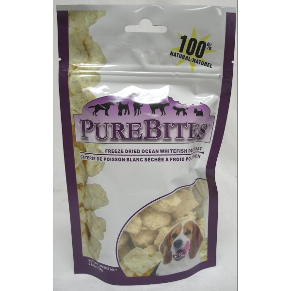 Dog Purebites Ocean Whitefish / Size (0.85 oz) Best Price