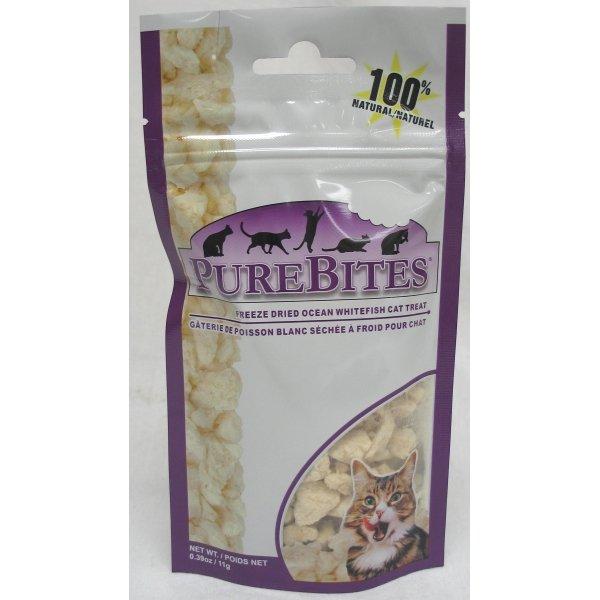 Cat Purebites 0.6 Oz. / Flavor Ocean Whitefish