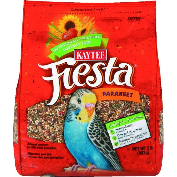 Fiesta Food Parakeet / Size (2 lbs) Best Price