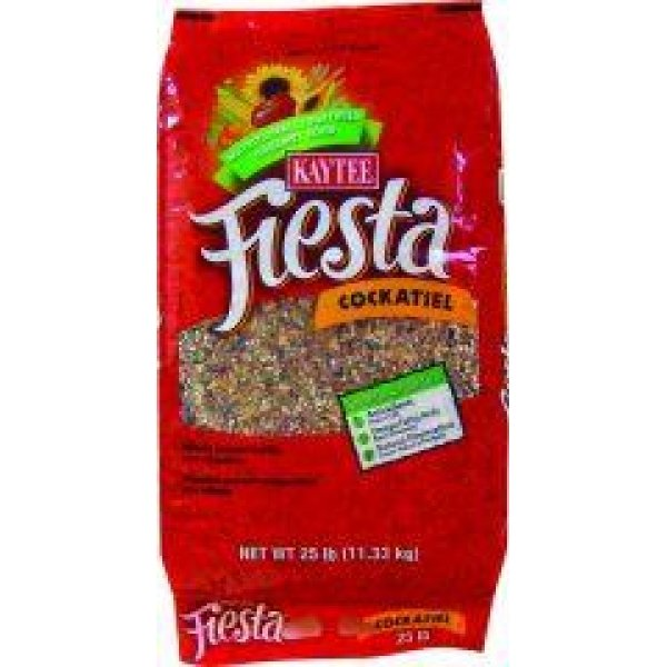 Fiesta Food Cockatiel / Size (25 lbs) Best Price