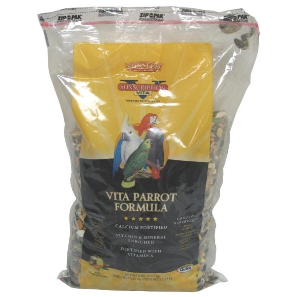 Vita Parrot Food / Size (5 lbs) Best Price